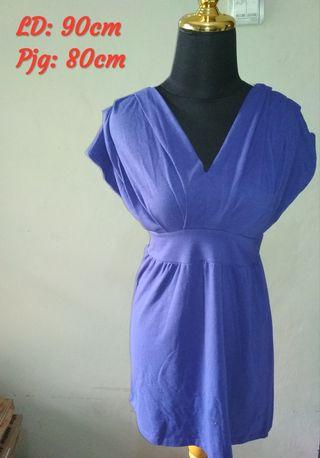 Mini dress cantik merk magnolia