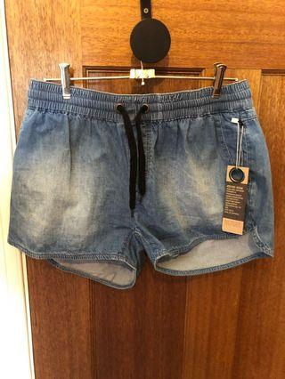 Refuge Denim Shorts