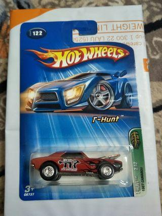 Hotwheels camaro 67 Super treasure hunt
