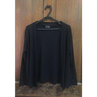 Jewels Black Cardigan
