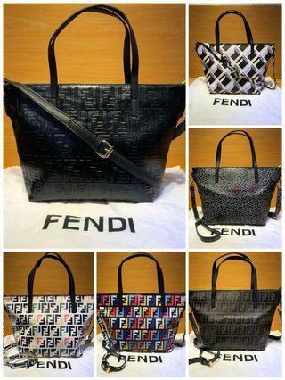 Fendi bag with sling