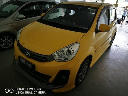 Perodua Myvi 1.5 SE