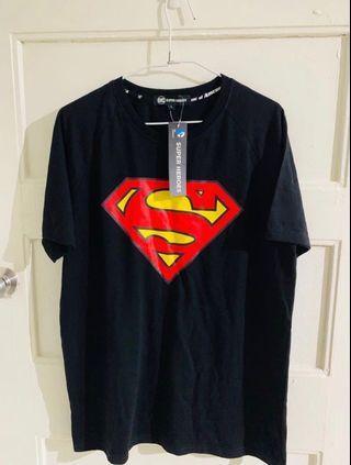 Authentic DC Comics Superman T- Shirt