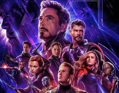 Avengers Endgame 2 Tickets