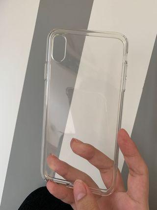 spigen xs max liquid crystal case