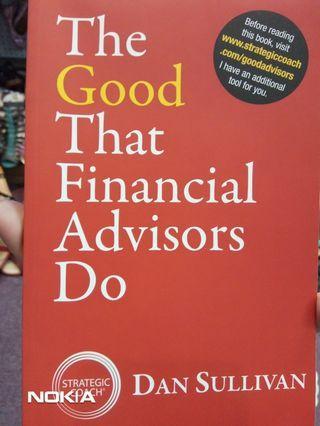 Strategic Coach-The Good That Financial Advisors Do