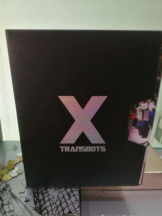 Transformer Xtransbot Megatron