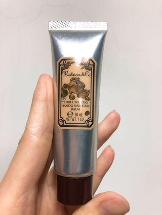 Nature & Co 天然果油護手美指霜(手&指修護霜)