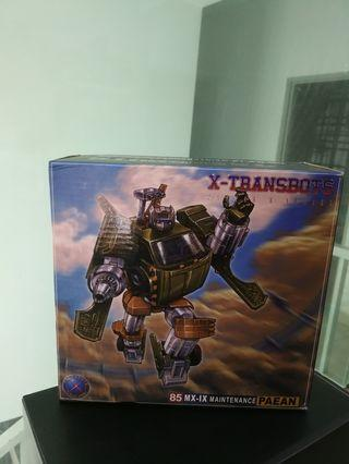 Transformer Xtransbot Paean