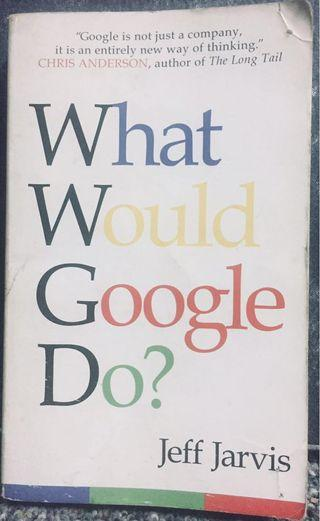 What Would Google Do? (paperback)