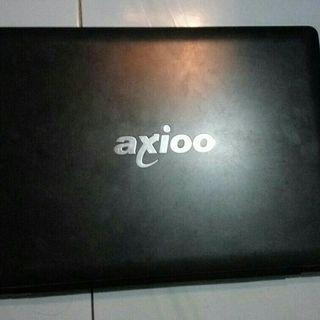 Laptop Axioo mnc tinggal pakai
