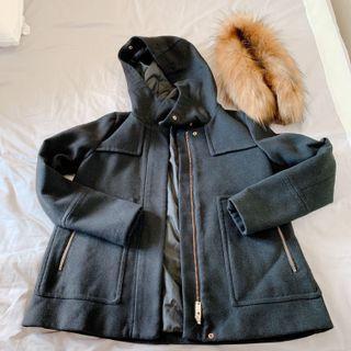 Zara Outerwear Fall Winter Jacket #EndgameYourExcess