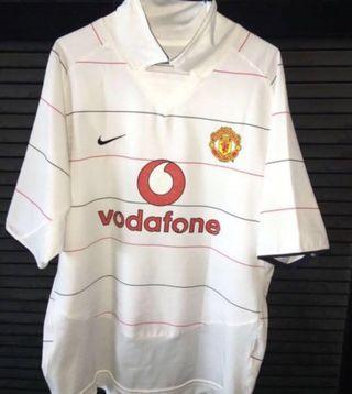 ce6536cd8 Authentic Manchester United 2003 04 jersey