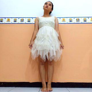 Ballerina White Dress