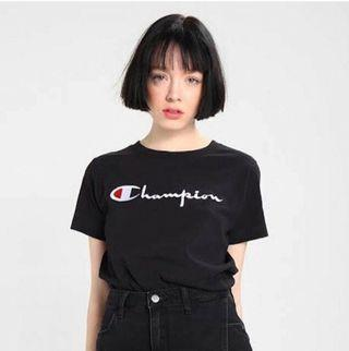 $15 Champion Shirt with brand new , Free mailing