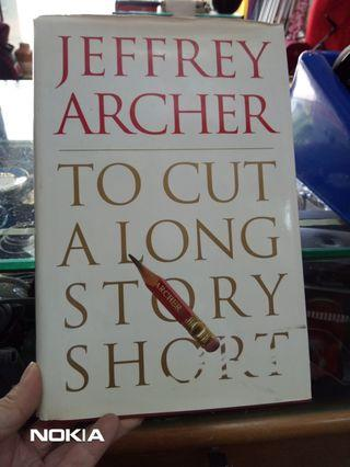 Books- To Cut Long Story Short by Jeffrey A