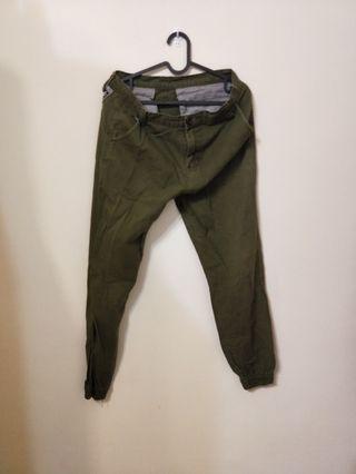 🚚 素色長褲