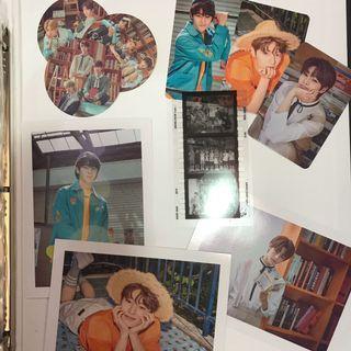 WTS Stray Kids Random Pocket Jeongin I.N complete set