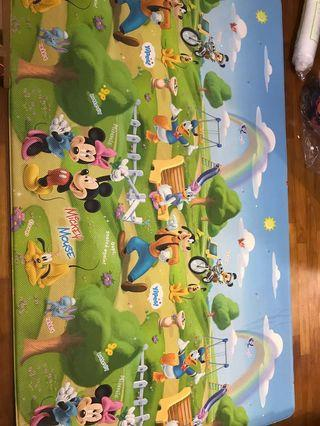 #ENDGAMEyourEXCESS Good condition LG playmat- large