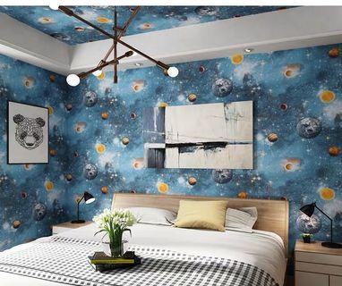 💗 Hari Raya Promo Space Universe Galaxy Wallpaper