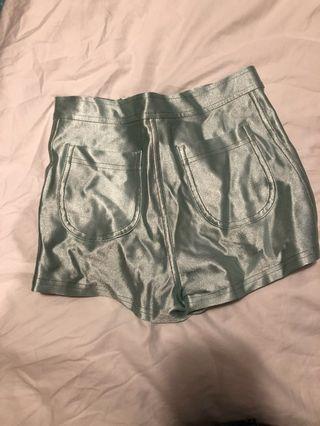 Disco shorts small