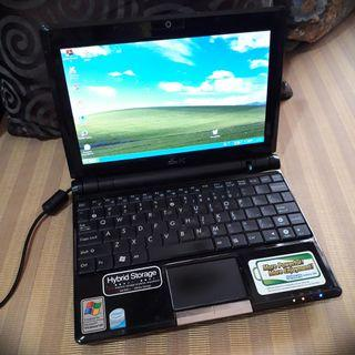 "Asus Eee PC 900HA 8.9"" Laptop #spareforfix"