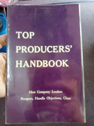 Top Producers' Handbook