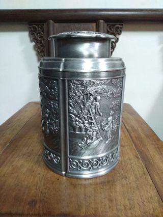 錫罐四兩裝