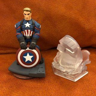 Disney Infinity: Marvel (3.0 Edition) Marvel Battlegrounds Play Set (includes Captain America Figure) #EndgameYourExcess