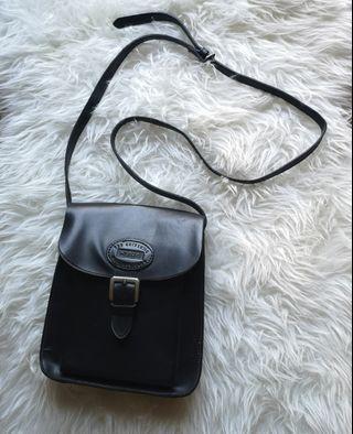 Leather Sling Bag ( WRANGLER)