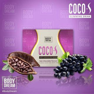 Coco - S Slimming Drink 💯Ori From Body Dream