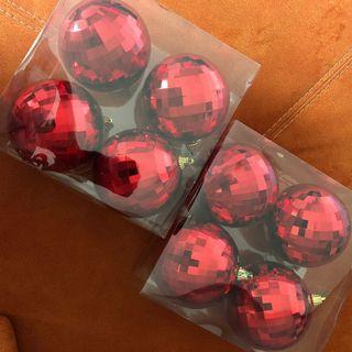 Christmas Baubles Ornaments #EndgameYourExcess