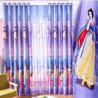 ✨ Customised Princess Curtain