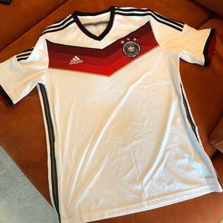 adidas Germany 2014 World Cup Winners Home Replica Jersey - Adult Size XL #EndgameYourExcess