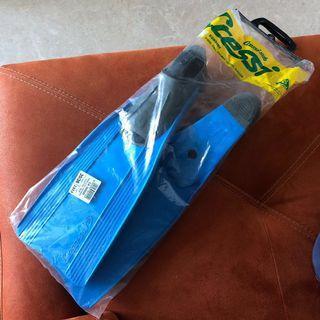 Cressi Rondine Clio Fins - Blue - EU 35/36 #EndgameYourExcess