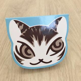 🚚 瓦奇菲爾德-達洋貓便利貼