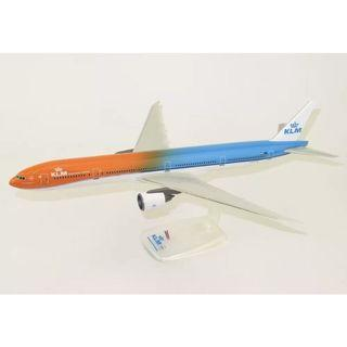 KLM B777-300ER 1:200 Orange Pride Collectible Aircraft Scale Model