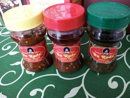 sambal burudy