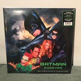 Batman Forever - Purple & Green Limited Edition  Vinyl LP 黑膠唱片