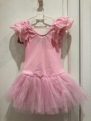 Ballet Leotard with built in tutu