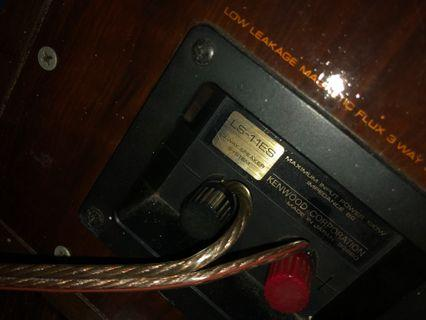 Kenwood LS-11ES (Can trade with LPs)