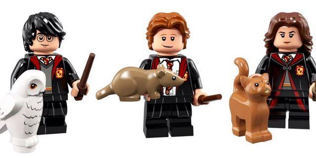 🚚 LEGO Harry Potter, Hermione Granger and Ron Wesley