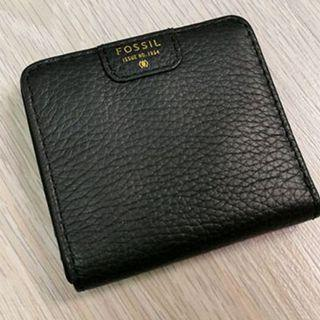 Fossil leather short Purse