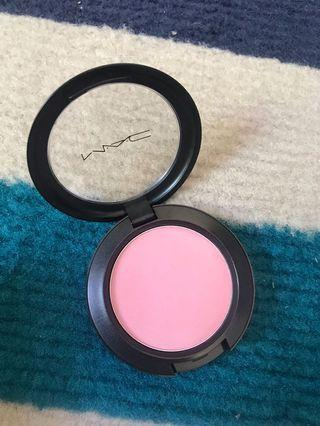 Mac well dressed blush