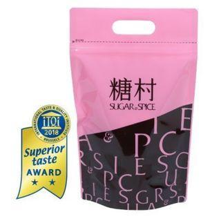 (4月20號截ORDER)預訂台灣糖村法式牛軋糖-夾鏈袋 400g1704