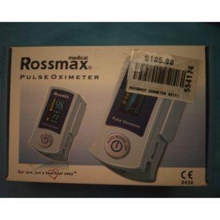 Rossmax Pulse Oximeter