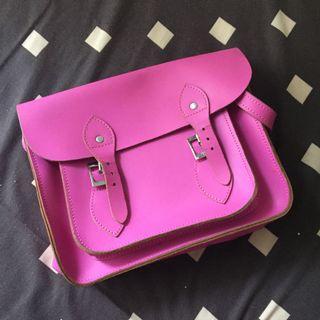 Cambridge Satchel Bag pink