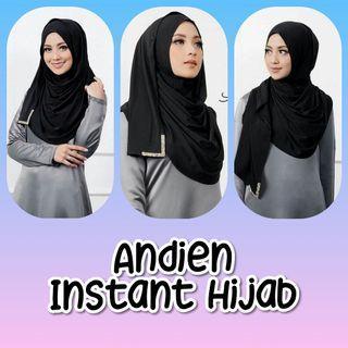 Andien Instant Shawl Hijab Tudung Muslimah