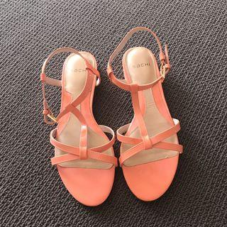 Sachi Sandals Roxie Dreaming Pink/Peach 7.5