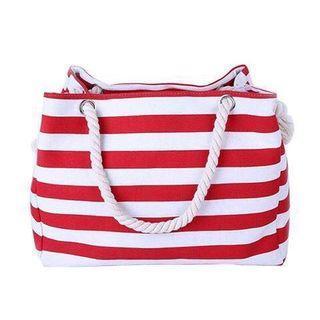 canvas shoulder beach bag(Free Postage)